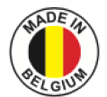 Made in Belgium logo